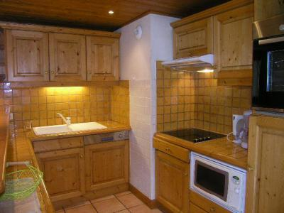 Location au ski Appartement 4 pièces 6 personnes (3) - Residence Le Rocher - Méribel - Salle d'eau