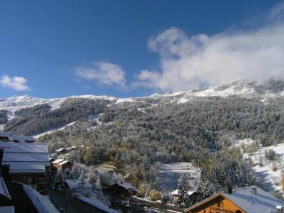 Location au ski Appartement 4 pièces 6 personnes (3) - Residence Le Rocher - Méribel - Extérieur hiver
