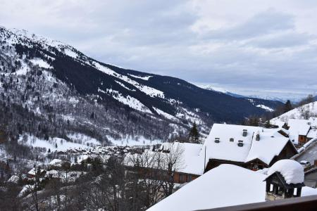 Location au ski Appartement 3 pièces cabine 8 personnes (10) - Résidence le Surf - Méribel