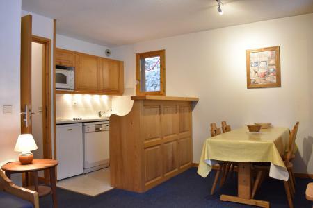 Alquiler al esquí Apartamento 2 piezas para 4 personas (3) - Résidence le Télémark - Méribel - Apartamento