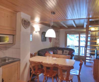 Location au ski Appartement duplex 4 pièces 6 personnes (15) - Résidence le Troillet - Méribel