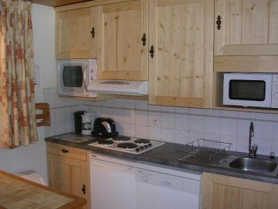 Location au ski Appartement duplex 4 pièces 6 personnes (15) - Résidence le Troillet - Méribel - Cuisine