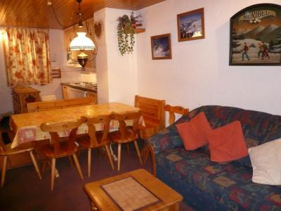 Location au ski Appartement duplex 4 pièces 6 personnes (15) - Residence Le Troillet - Méribel - Salle à manger