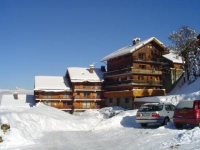 Location au ski Residence Le Troillet - Méribel - Extérieur hiver