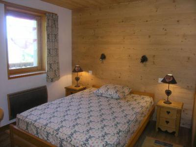 Location au ski Appartement duplex 4 pièces 8 personnes (1) - Residence Le Vallon - Méribel - Lit double
