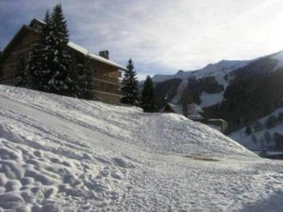 Location Méribel : Residence Le Vallon hiver