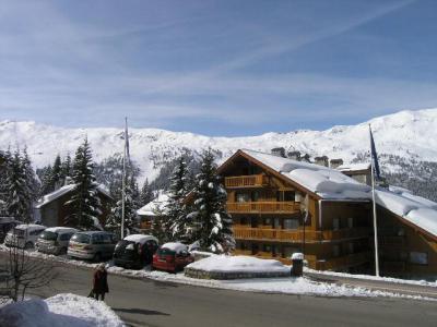 Location Méribel : Résidence les Carlines hiver