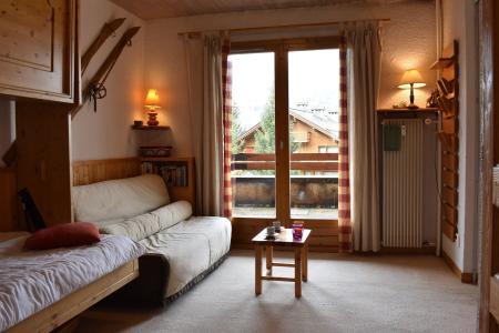 Location au ski Studio 6 personnes (0E1) - Résidence les Carlines - Méribel