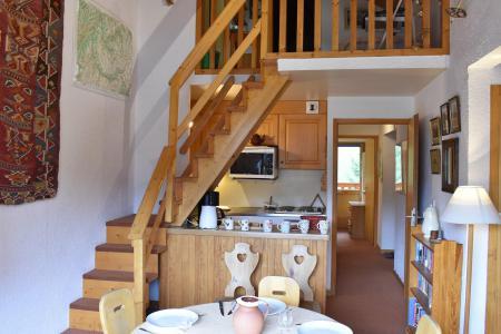 Location au ski Appartement duplex 3 pièces 6 personnes (D23) - Résidence les Carlines - Méribel