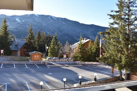 Location au ski Appartement 2 pièces 5 personnes (D16) - Résidence les Carlines - Méribel - Extérieur hiver