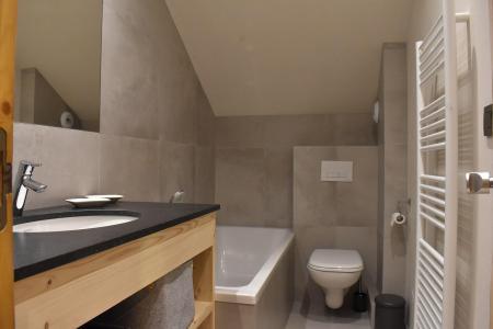 Location au ski Appartement 6 pièces 10 personnes (30) - Résidence les Chandonnelles II - Méribel - Baignoire