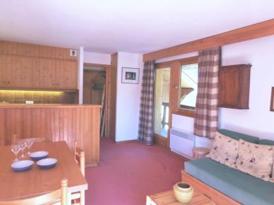 Rent in ski resort 2 room apartment sleeping corner 6 people (31R) - Résidence les Dauphinelles - Méribel - Apartment