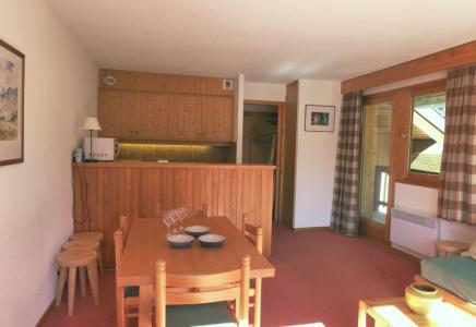Rent in ski resort 2 room apartment sleeping corner 6 people (31R) - Résidence les Dauphinelles - Méribel