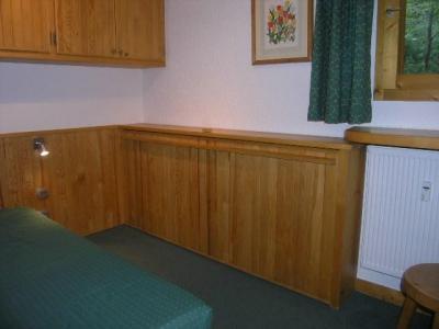 Location au ski Appartement 3 pièces 6 personnes (G8) - Residence Les Dryades - Méribel - Chambre