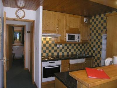 Location au ski Appartement 3 pièces 6 personnes (G8) - Residence Les Dryades - Méribel - Cuisine