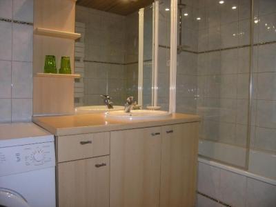 Location au ski Appartement 3 pièces 6 personnes (G8) - Residence Les Dryades - Méribel - Salle de bains