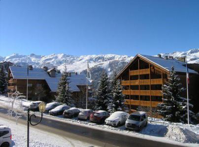 Location au ski Appartement 3 pièces 6 personnes (G8) - Residence Les Dryades - Méribel - Extérieur hiver