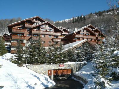 Location au ski Residence Les Fermes De Meribel Bat B - Méribel