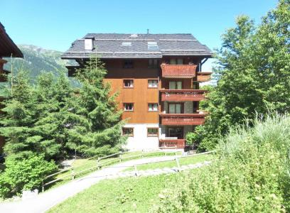 Location au ski Residence Les Fermes De Meribel Bat B - Méribel