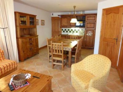 Location au ski Appartement 4 pièces 8 personnes (15) - Residence Les Fermes De Meribel Bat D - Méribel - Cuisine ouverte