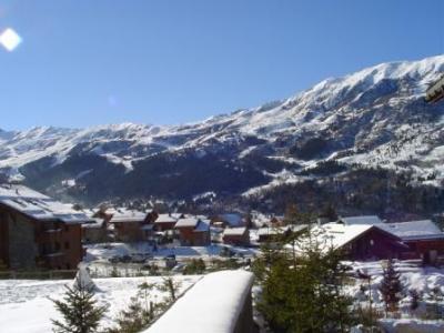 Location au ski Appartement 3 pièces 6 personnes (01) - Residence Les Fermes De Meribel Bat G - Méribel - Extérieur hiver