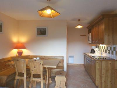Location au ski Appartement 3 pièces 4 personnes (09) - Résidence les Fermes de Méribel Bat G - Méribel - Appartement