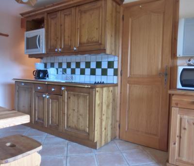 Location au ski Appartement 3 pièces 4 personnes (09) - Résidence les Fermes de Méribel Bat G - Méribel - Cuisine