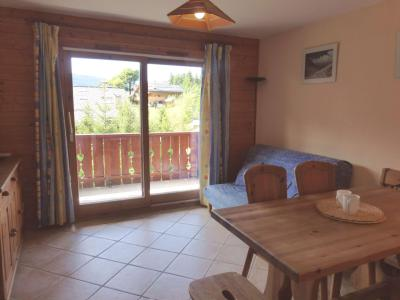 Location au ski Appartement 3 pièces 4 personnes (09) - Résidence les Fermes de Méribel Bat G - Méribel - Séjour