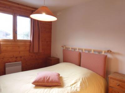 Location au ski Appartement 3 pièces 5 personnes (07) - Résidence les Fermes de Méribel Bat I - Méribel - Lits superposés