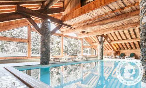 Location Méribel : Résidence les Fermes de Méribel - Maeva Home hiver