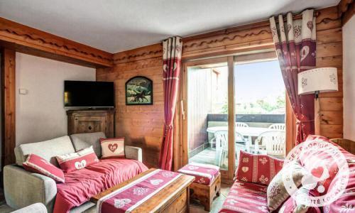 Location au ski Appartement 4 pièces 6 personnes (Sélection 55m²-1) - Résidence les Fermes de Méribel - Maeva Home - Méribel - Extérieur hiver