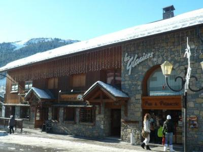 Location au ski Residence Les Glaciers - Méribel