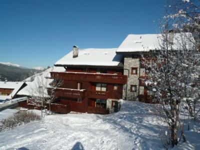 Location au ski Appartement 3 pièces 6 personnes (A6) - Résidence les Jardins du Morel - Méribel