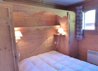 Location au ski Appartement 3 pièces 6 personnes (A6) - Résidence les Jardins du Morel - Méribel - Chambre