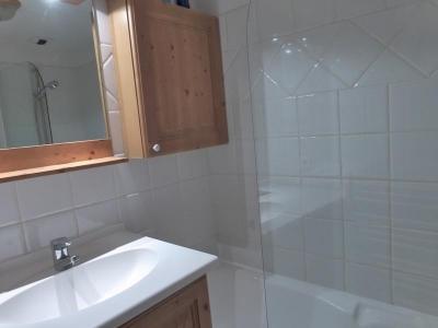 Location au ski Appartement 3 pièces 6 personnes (A6) - Résidence les Jardins du Morel - Méribel - Salle de bains