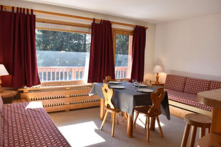 Alquiler al esquí Estudio para 4 personas (27) - Résidence les Lauzes - Méribel