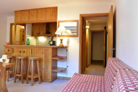 Location au ski Studio 4 personnes (27) - Résidence les Lauzes - Méribel