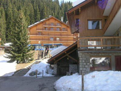 Location au ski Résidence les Lauzes - Méribel