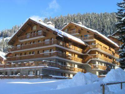 Location au ski Appartement 3 pièces 6 personnes (35) - Résidence les Lauzes - Méribel