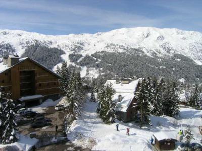 Location au ski Résidence les Merisiers - Méribel