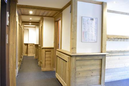 Location au ski Studio 2 personnes (B5) - Résidence les Merisiers - Méribel