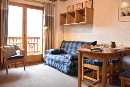 Location au ski Appartement 2 pièces 5 personnes (A12) - Résidence les Merisiers - Méribel - Canapé-lit