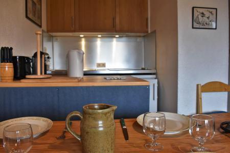 Location au ski Appartement 2 pièces 5 personnes (A12) - Résidence les Merisiers - Méribel - Kitchenette