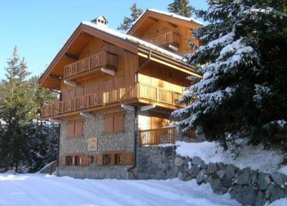 Location au ski Appartement 2 pièces 6 personnes (2) - Residence Les Perdrix - Méribel