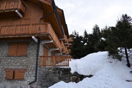 Location au ski Résidence les Perdrix - Méribel