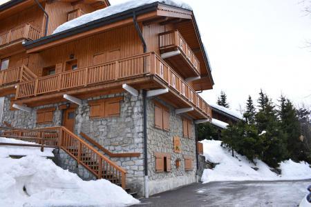 Location Méribel-Mottaret : Résidence les Perdrix hiver
