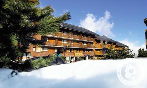 Location Méribel-Mottaret : Résidence les Ravines - Maeva Home hiver