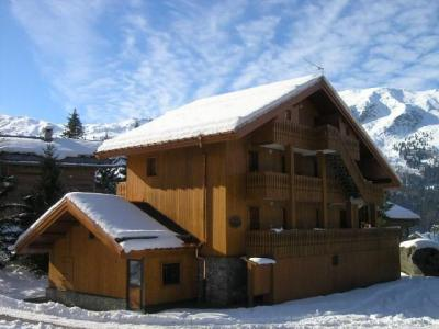 Location au ski Résidence les Sapineaux - Méribel