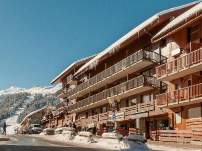 Location au ski Résidence Maeva le Peillon - Méribel - Extérieur hiver