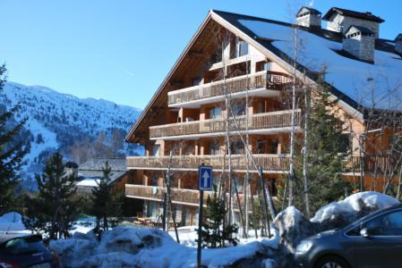 Alquiler al esquí Résidence Méribel - Méribel - Invierno